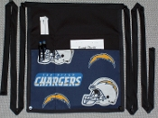 San Diego Chargers Side Apron