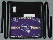 Minnesota Vikings Side Apron