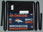 Denver Broncos Side Apron