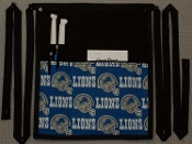 Detroit Lions Side Apron