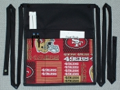 New San Francisco 49ers Side Apron