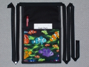 Clownfish Colors Pouch with Bands