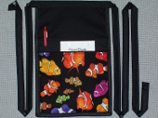 Clownfish Multi Pouch with Bands
