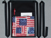 Old Glory Pouch with Bands