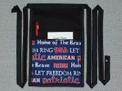 Freedom Pouch with Bands