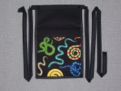 Snakes Nature's Wonders Pouch with Bands